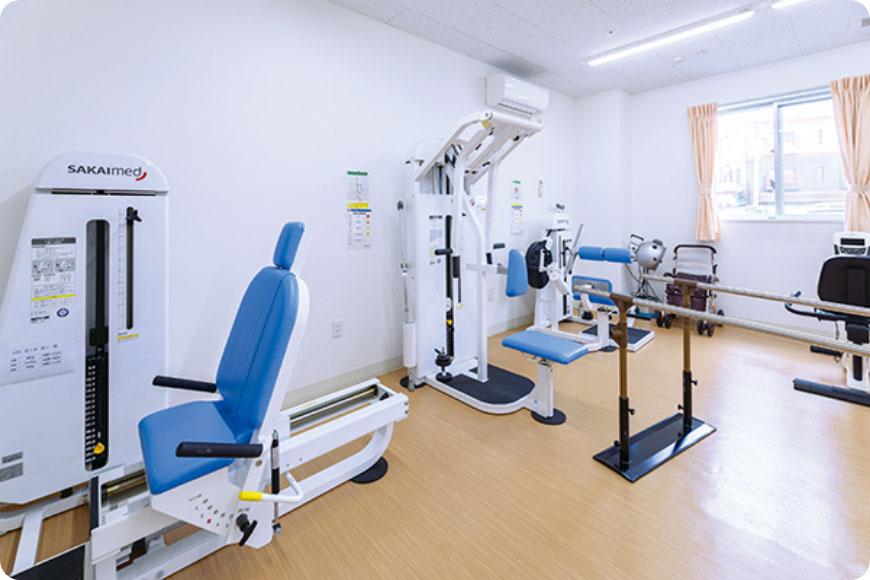 リハビリ室イメージ